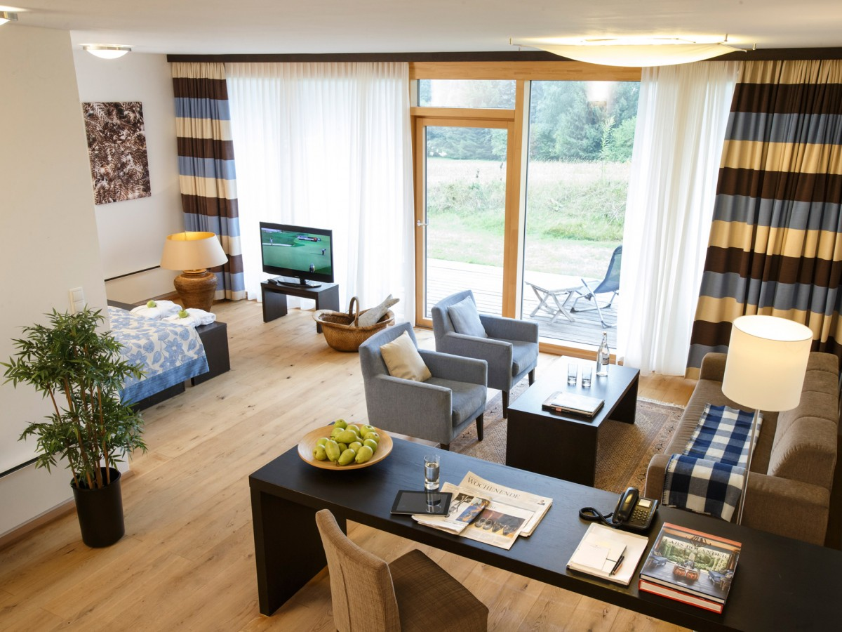 Fairway Suite Innenbereich