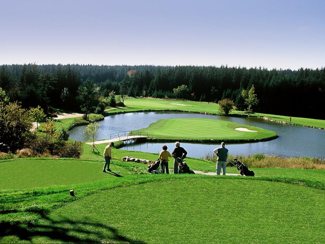 Golf Aufbaukurse