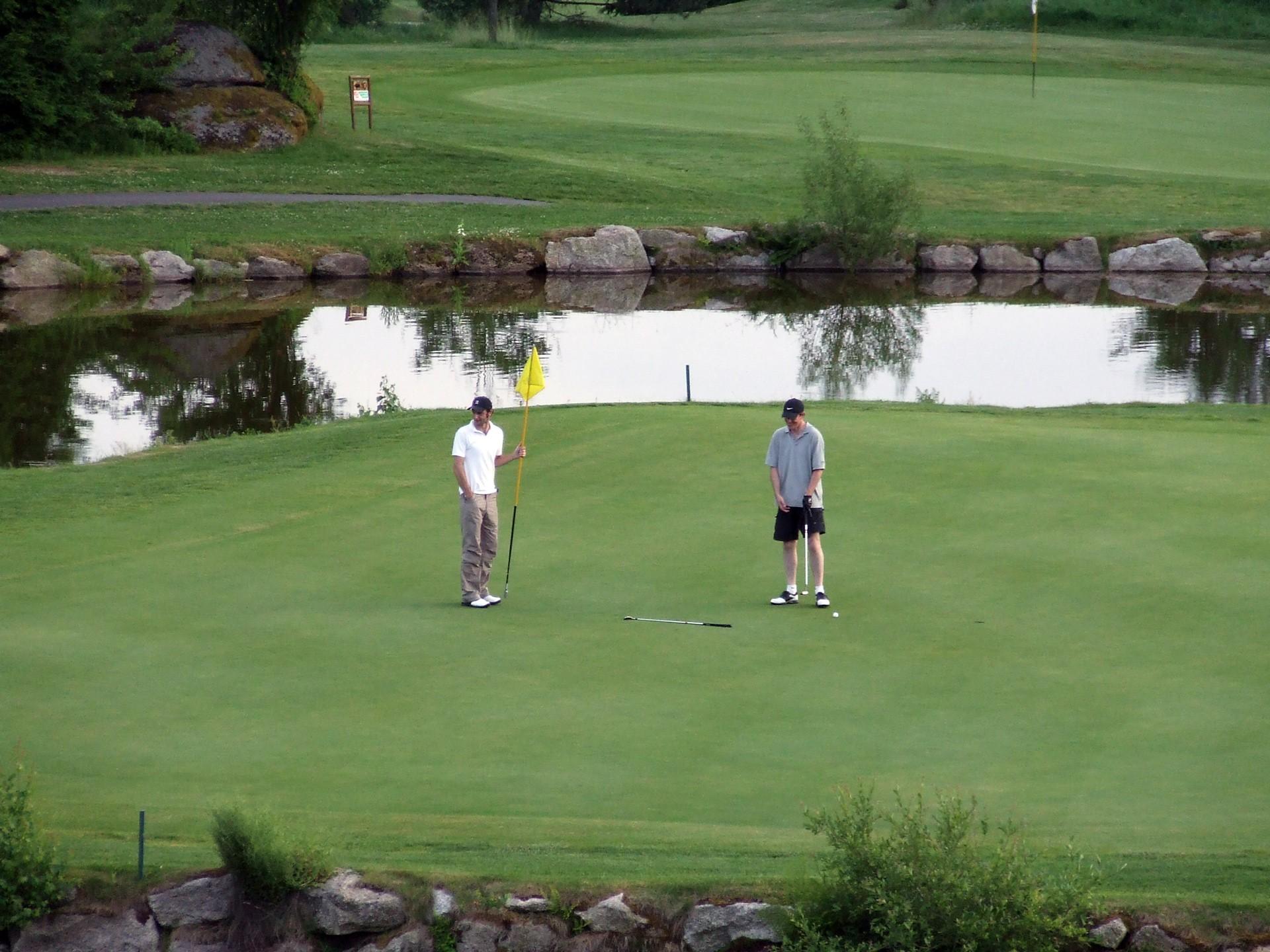 Golf Anfängerkurse