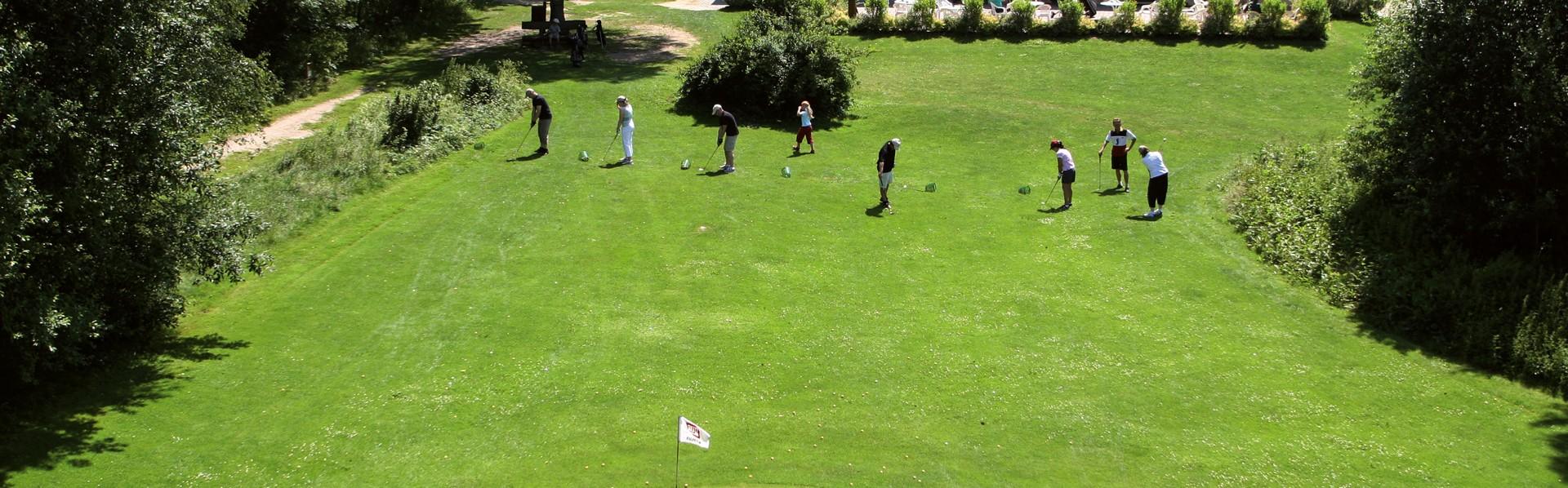Golf Anfängerkurs