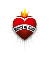 Heart of Golf Logo